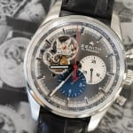 Zenith chronograph watch