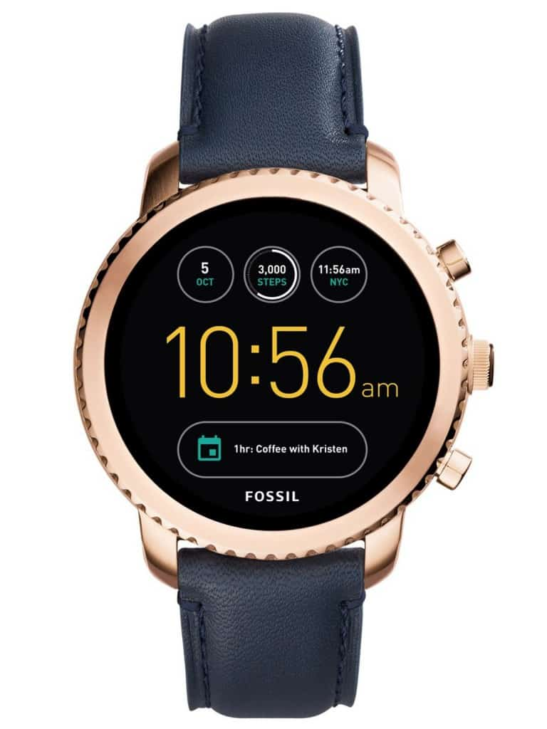 Image of the Fossil FTW4002 Smart Watch