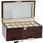 Top 10 Watch Collector Boxes. Keep your watches safe and looking great. Ideal gift ideas.