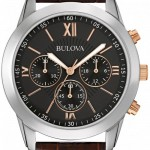 Top 10 Most Popular Best Selling Men's Bulova Watches.