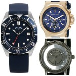 13 Most Popular Best Selling Watches With Rubber Straps For Men