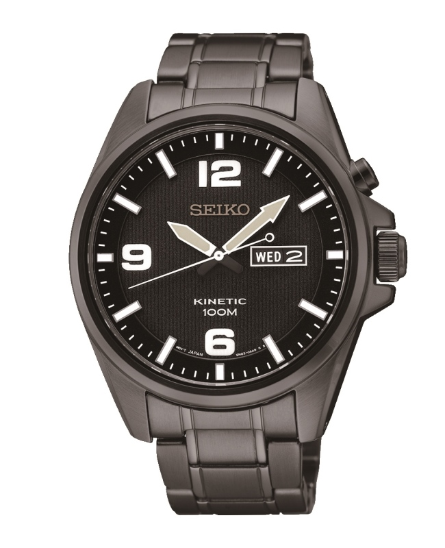 Seiko Kinetic Mens Watch SMY139P1