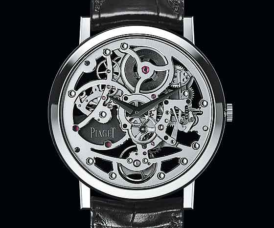 Piaget Altiplano Skeleton Ultra-Thin