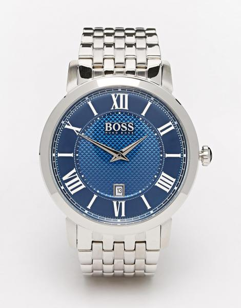Hugo Boss Black Gentelman Mens Date Watch 1513141