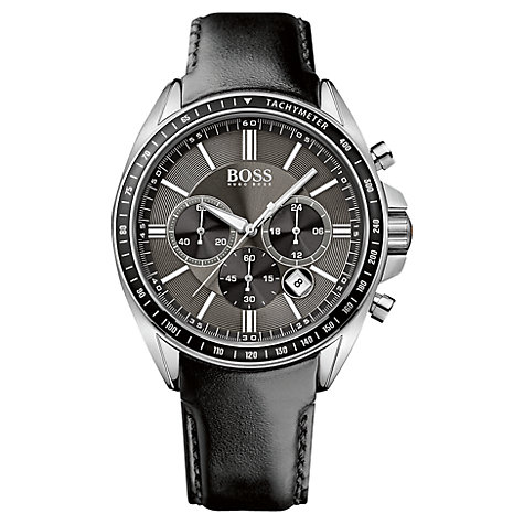 Hugo Boss Mens Driver Sport Watch 1513085