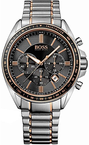 Hugo Boss Mens Driver Sport Watch 1513094