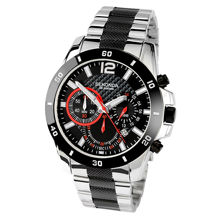 Sekonda 'Endurance Chrono' Gents Sports Chronograph Watch