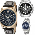 8 Most Popular Best Selling Citizen Eco Drive Watches Under £200 For Men