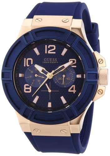 Guess Gents Rigor Watch W0247G3