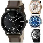 Top 5 Most Popular Stuhrling Watches Under £100 For Men