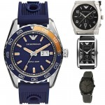 Top 5 Most Popular Emporio Armani Watches Under £100 For Men