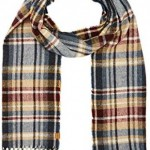 Celio Men's Checkered Scarf