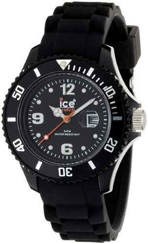 Ice-Watch Sili Forever Black Small Silicone Watch SI.BK.S.S