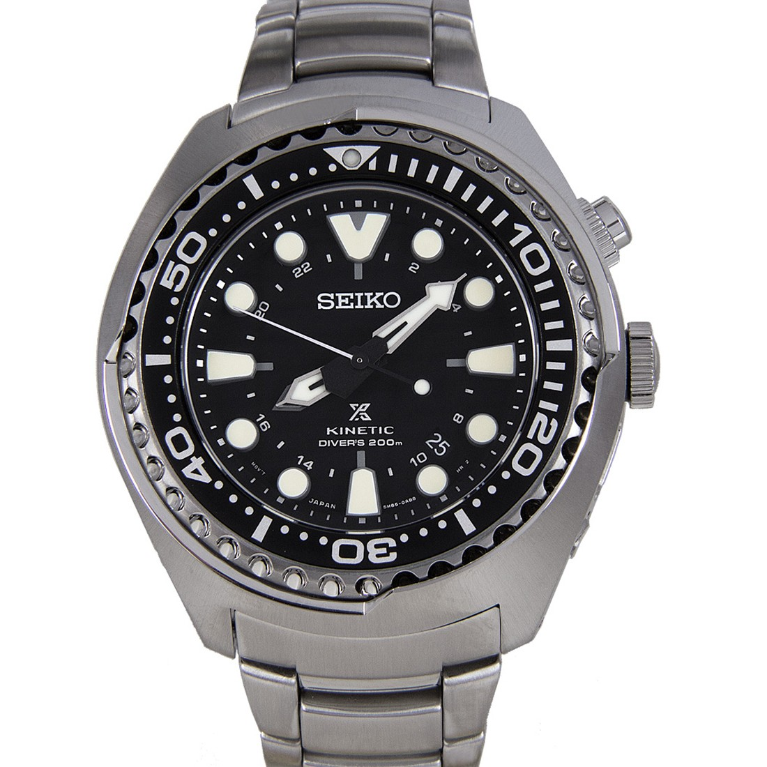 SEIKO Watch PROSPEX Male 20 ATM - SUN019P1