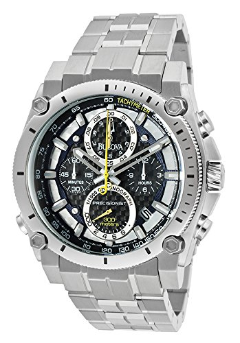 96B175 Gents Bulova Precisionist Chronograph Watch