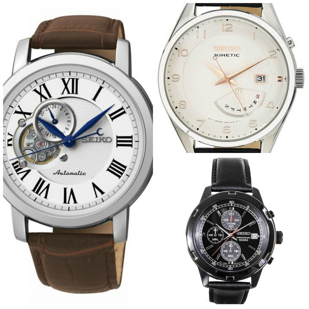 c7baf8b0d Best 10 Seiko Watches With Leather Straps For Men - The Watch Blog