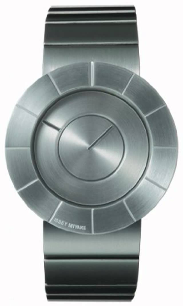 Issey Miyake Men's To Watch IM-SILAN001 With Stainless Steel Band
