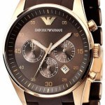 Emporio Armani Chrono Watch AR5890 Review