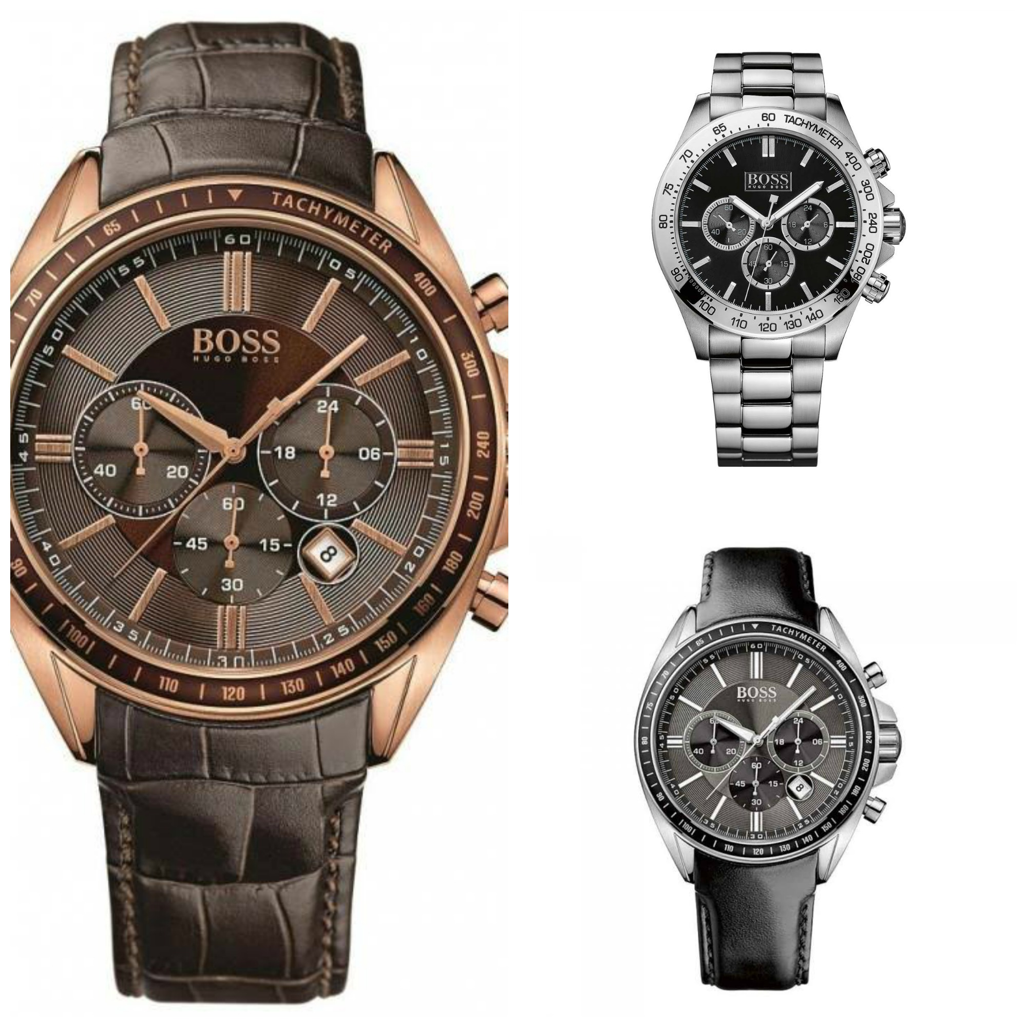 14 Most Popular Hugo Boss Chronograph Men s Watches Best Selling Most  Popular Of 2016 b89b770c3f5a