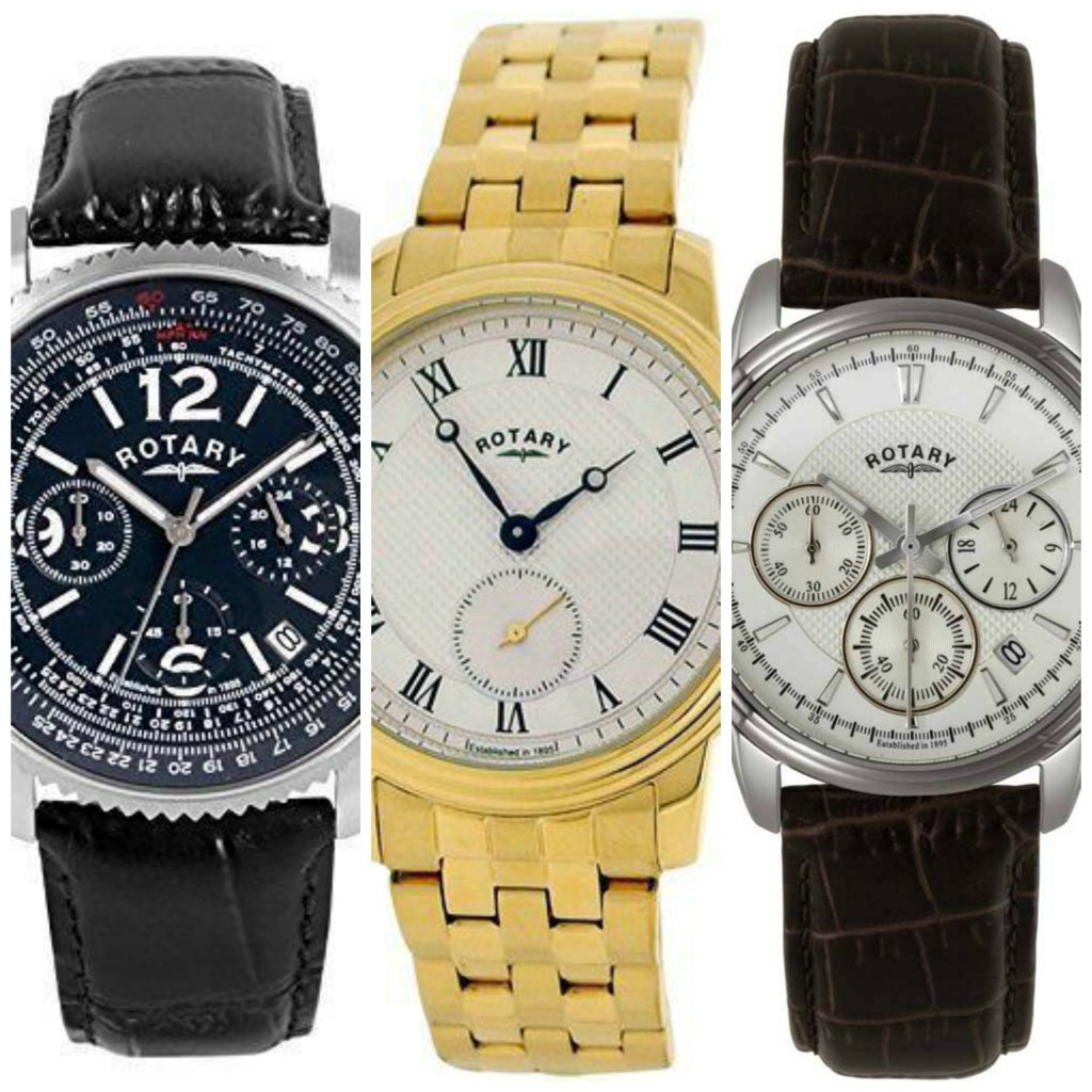 10 Top Affordable Rotary Watches For Men The Watch Blog