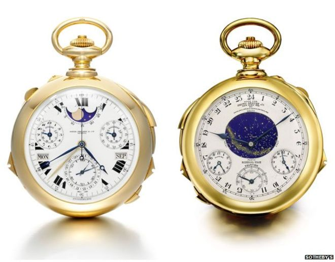Henry Graves Supercomplication pictures