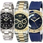7 Top Affordable Invicta Watches For Men