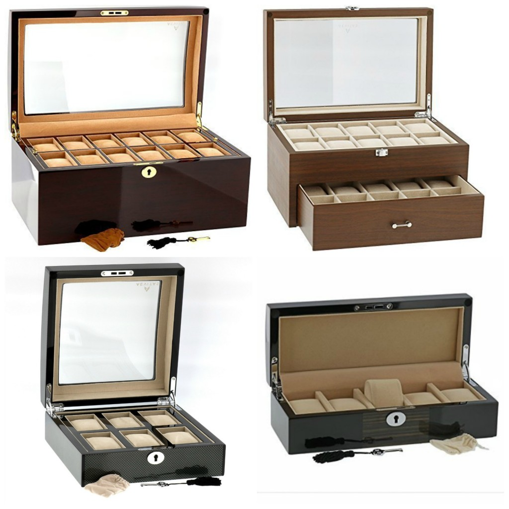 fd392380168 7 Best High Quality Aevitas Wooden Watch Boxes. Your Watches Deserve The  Best.