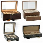 7 Best High Quality Aevitas Wooden Watch Boxes. Your Watches Deserve The Best.