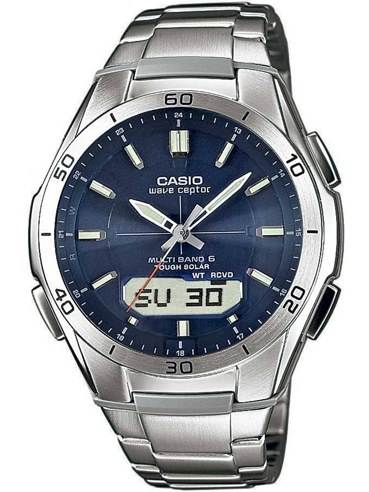 Casio Men's Quartz Watch WVA-M640D-2AER Review