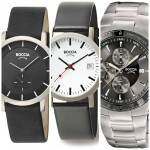 10 Best Boccia Titanium Watches For Men, Most Popular Recommended Wristwear