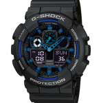 Review Casio GA-100-1A2ER Gents G-Shock Watch