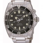 Review Seiko SKA371P1 Gents Kinetic Divers Watch