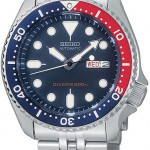 Review Seiko SKX009K2 Diver's Automatic Watch