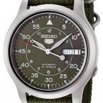 Seiko SNK805K2 Men's Watch SNK805 Review