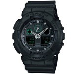 Casio G-Shock Men's Watch GA-100MB-1AER Review