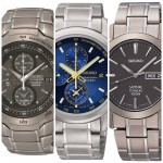 Top 9 Most Popular Titanium Seiko Watches | Best Buy For Men