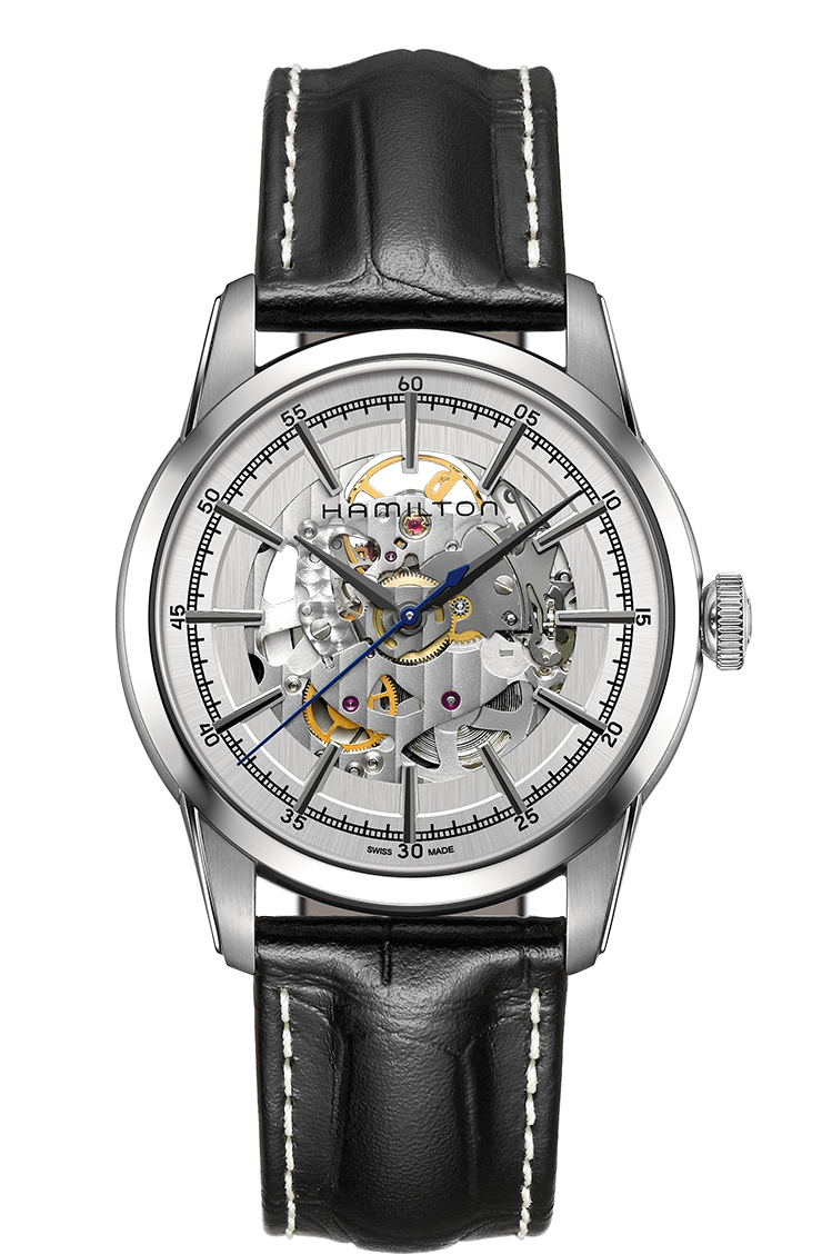 Hamilton Skeleton Automatic H40655751 Watch