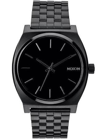 Nixon all black watches