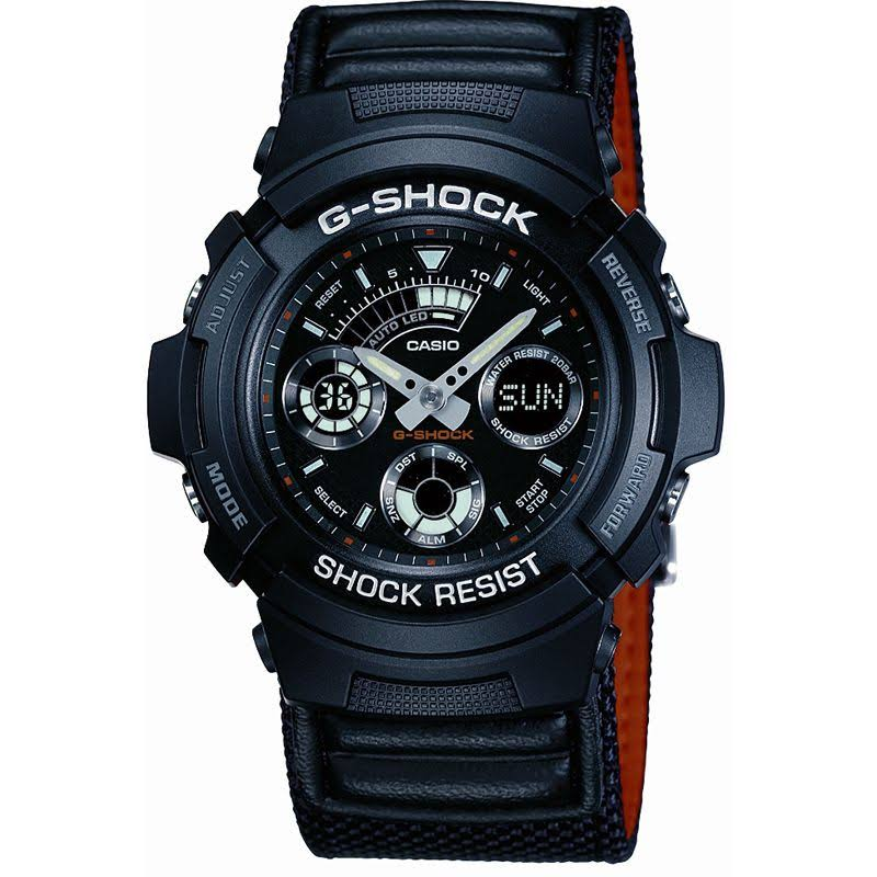 Casio G-Shock AW-591MS-1AER