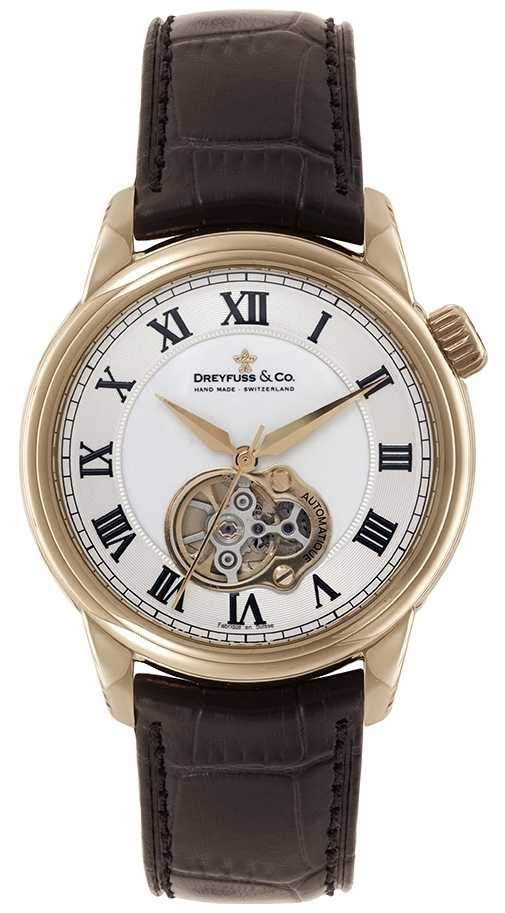Dreyfuss & Co DGS00093/01 automatic watch