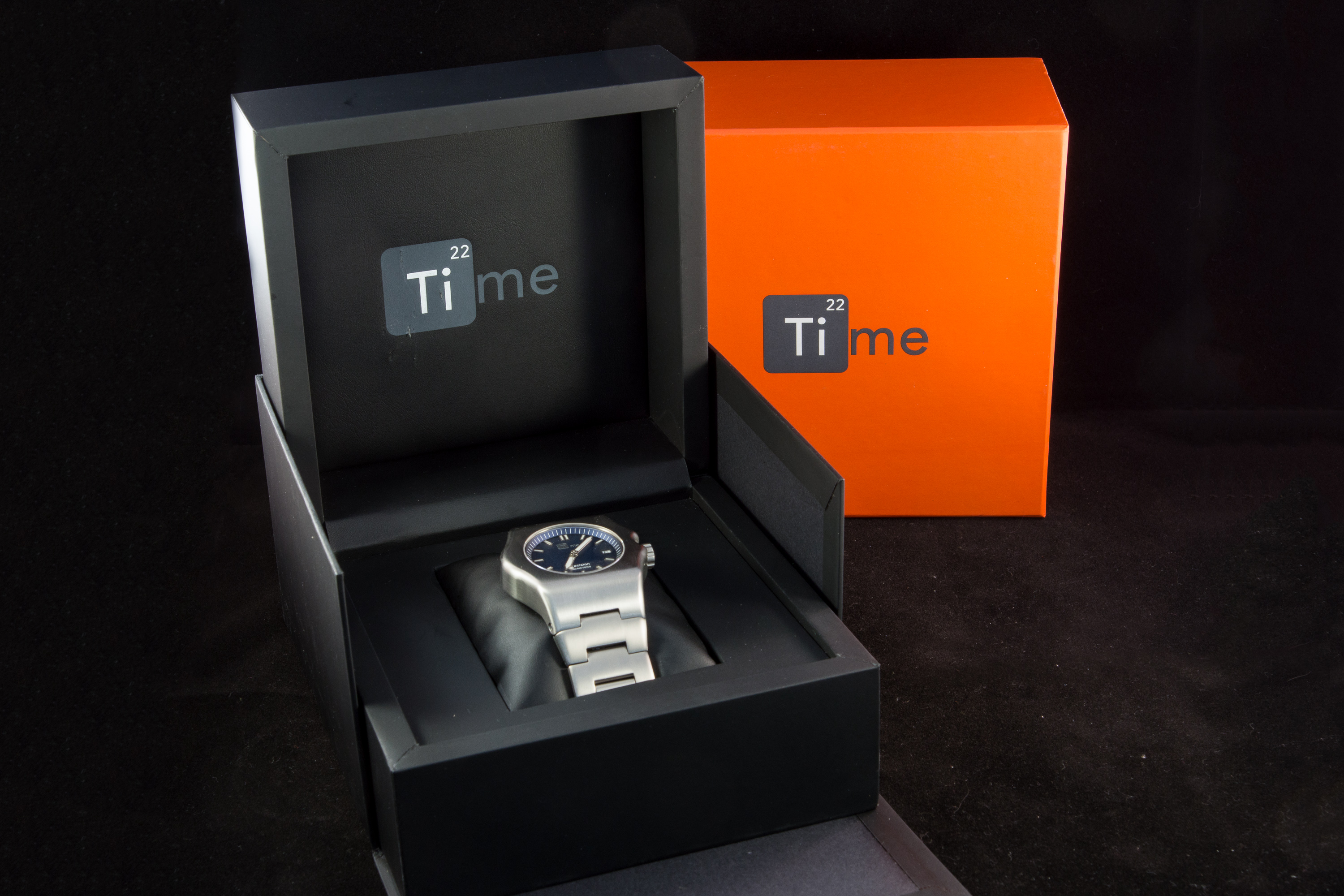 TiMe22 packaging
