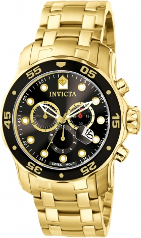Invicta 0072 review