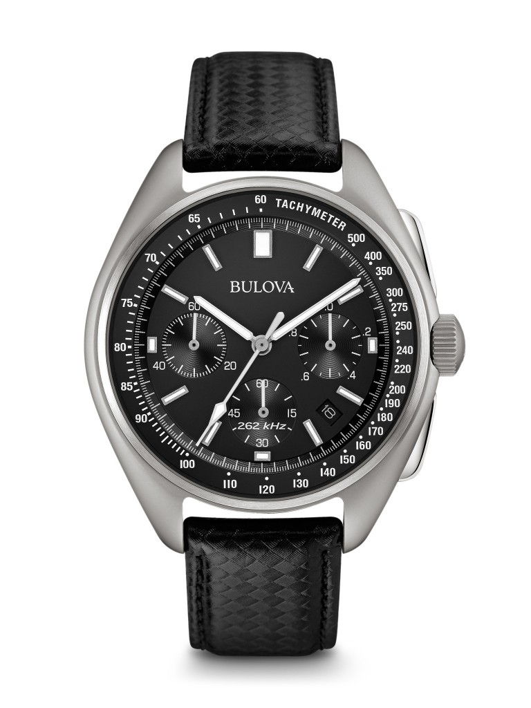Watch review 96B251 Bulova Apollo Moon watch