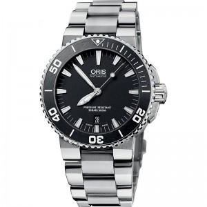 Oris Swiss Watch 73376534154MB