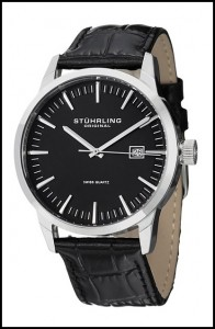 555A.01 watch by Stuhrling
