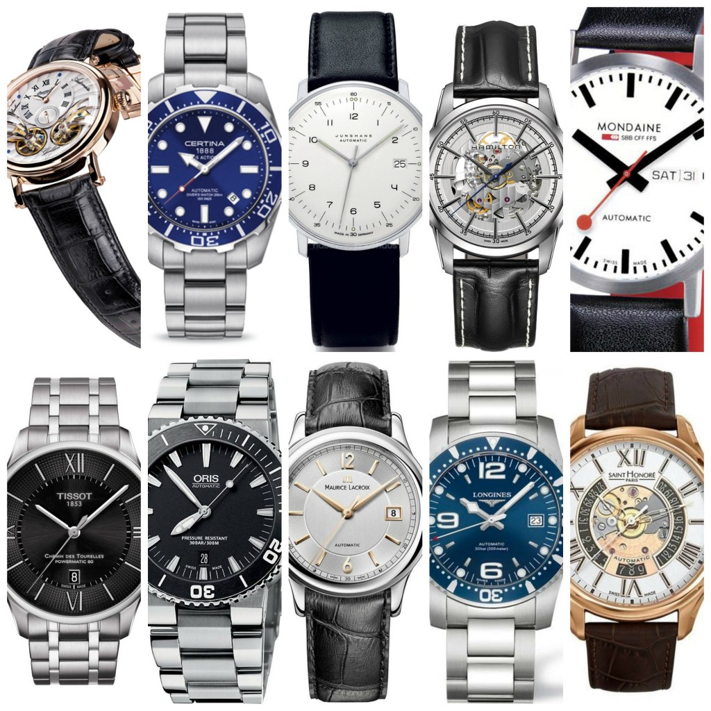 Automatic watches under 1000 Banner