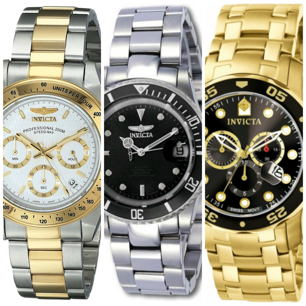 9 Best Invicta Watches For Men 2016 | Most Popular The