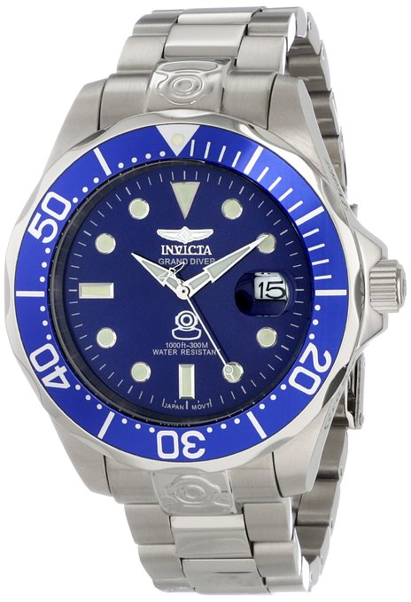 Invicta 3045 review