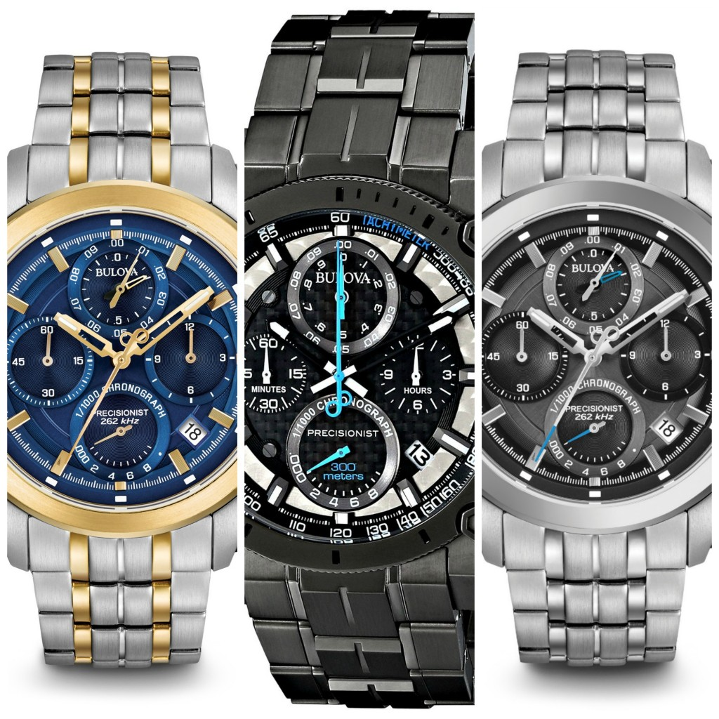 10 Best Bulova Precisionist watches for men