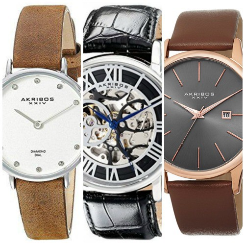 Best Akribos watches For Men And Women